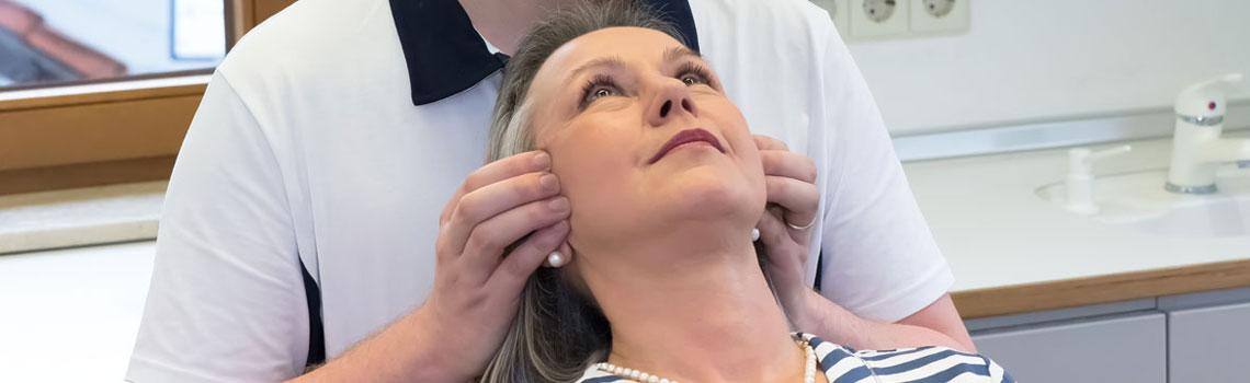 Kiefergelenksdiagnostik - Zahnärztin Linda Tröscher Spechbach