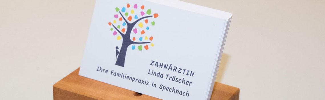 Kontakt - Zahnärztin Linda Tröscher Spechbach